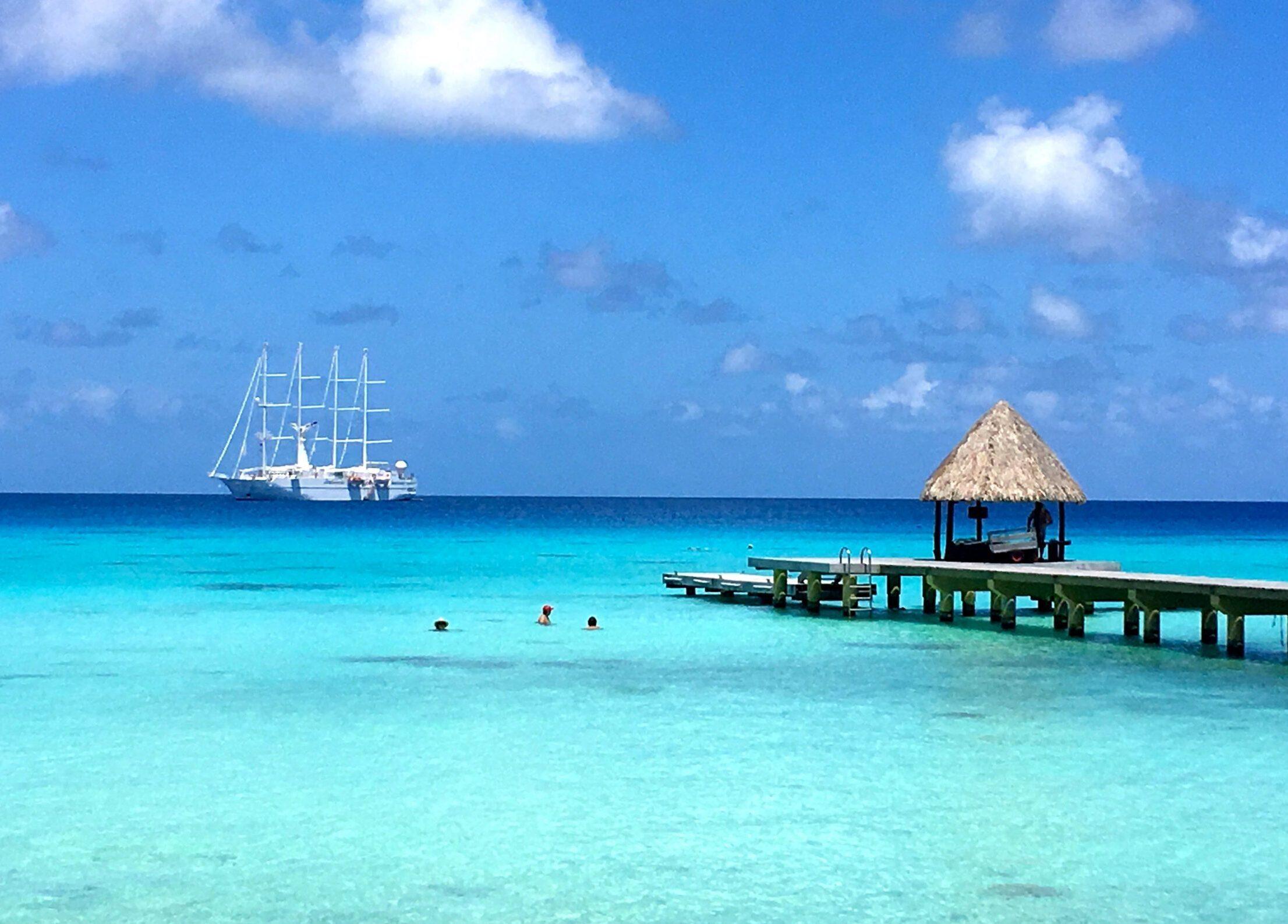 Fransk Polynesien med Windstar Cruises