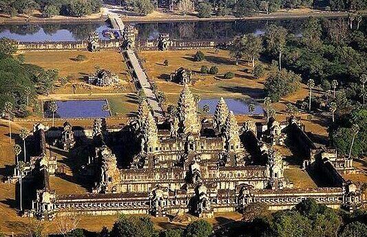 UNESCO tempelkompleks Angkor Wat
