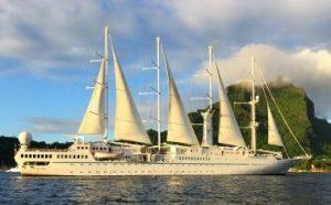 Cruise Inspiration tilbyder deluxe rejser med Windstar Cruises