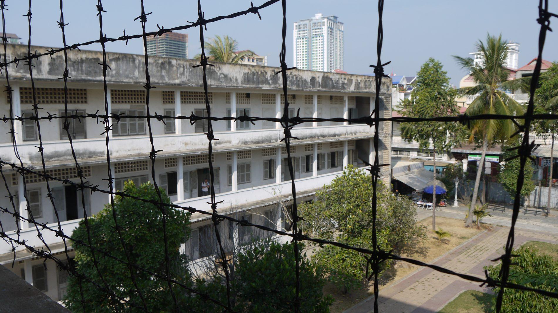 Toul Sleng fængslet i Cambodia