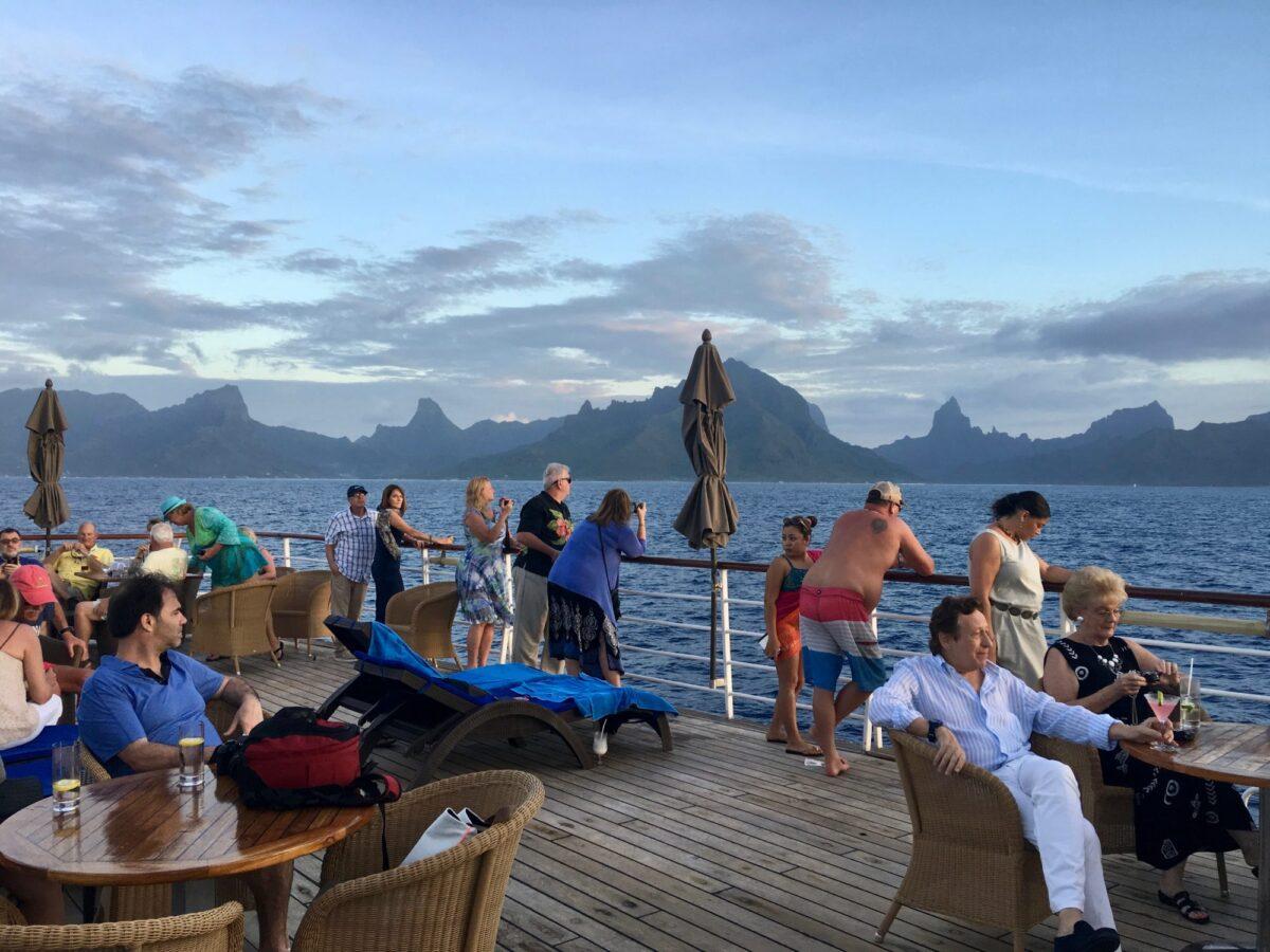 Med Windstar Cruises kan du Sail Away i afslappet stil