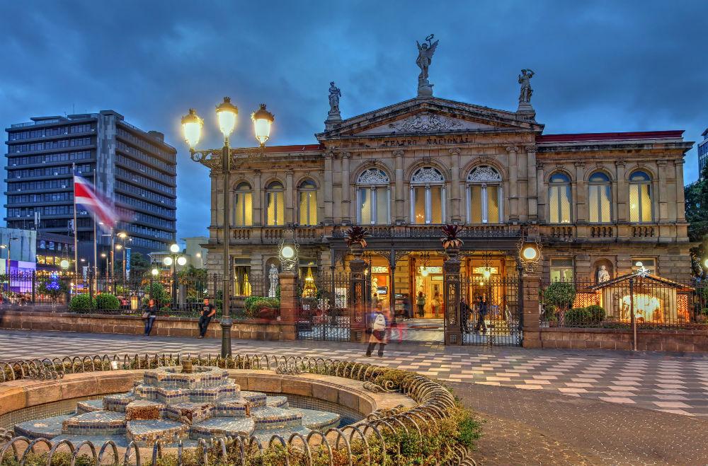 Det National Teater i San Jose