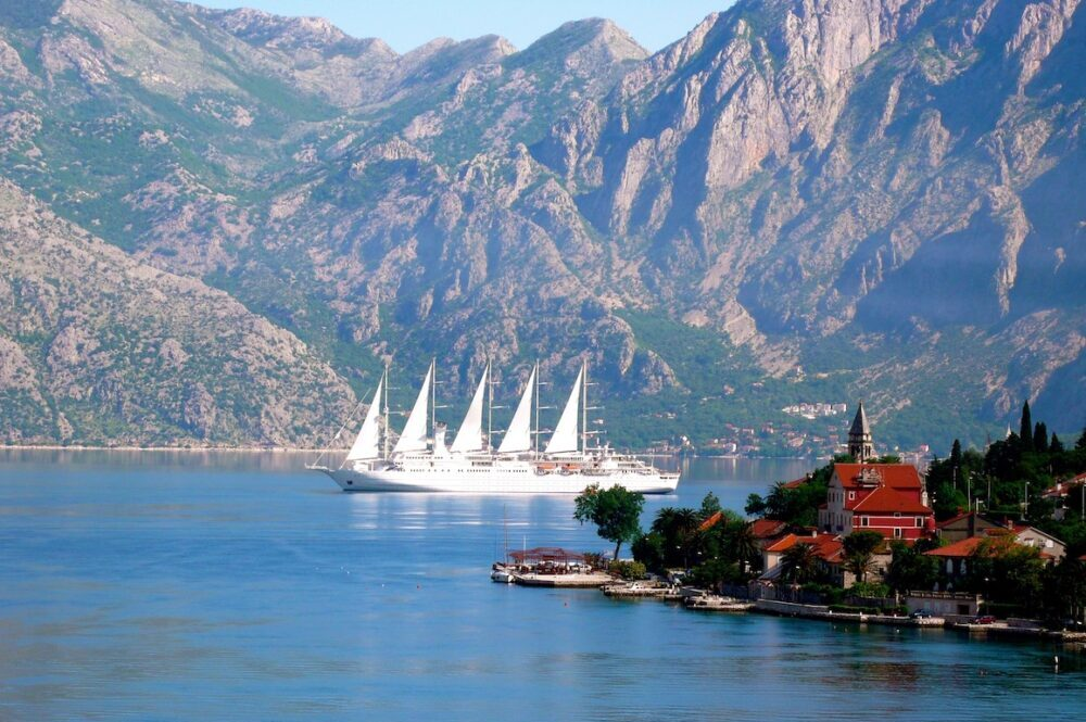 Windstar Cruises i Europa