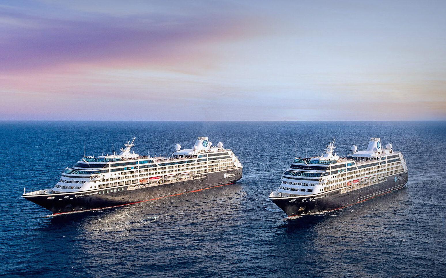 Cruises i Asien med Azamara Club