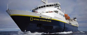 Cruise Ship Jobs with Lindblad Expeditions