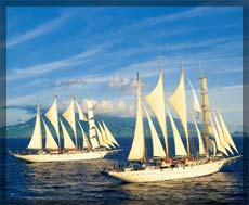 Cruise Ship Jobs with Star Clippers