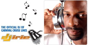 Carnival Cruise Lines DJ