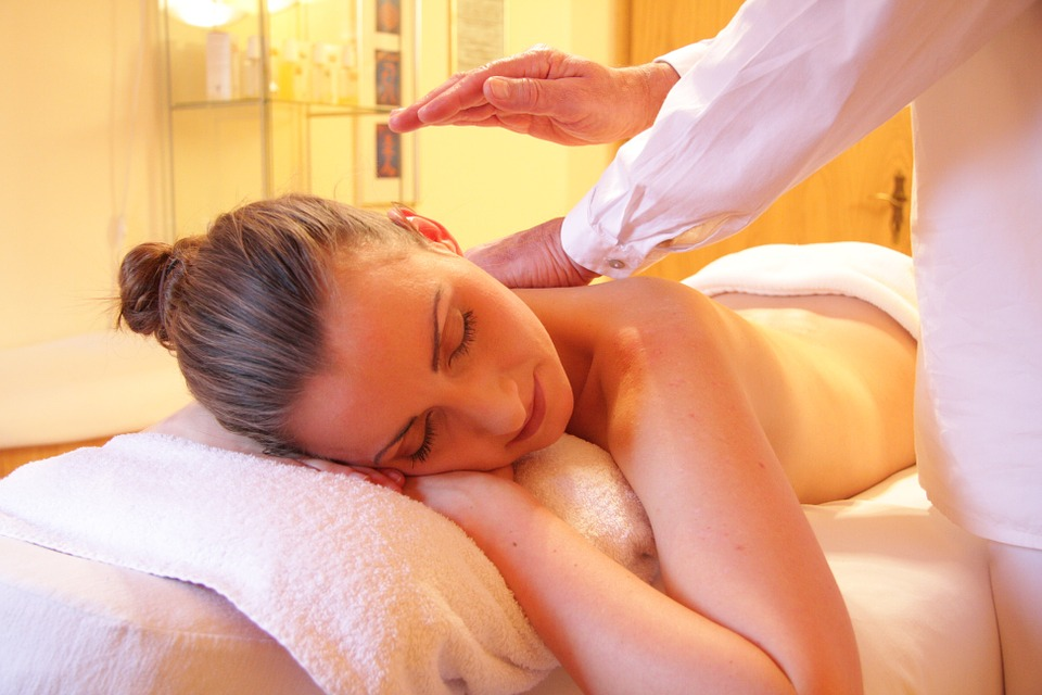 Relax at the Lotus Spa on the Sapphire Princess