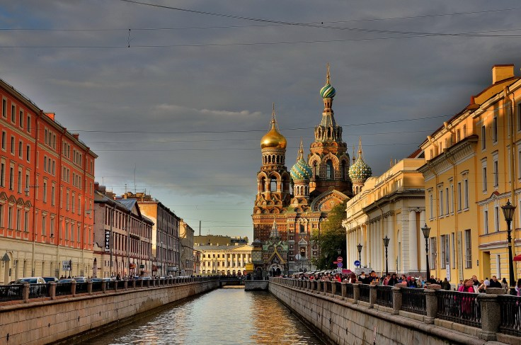 Travel to the heart of St Petersburg on a river cruise