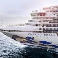 Diamond Princess: Dry Dock Refit