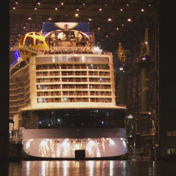 spectrum of the seas float out