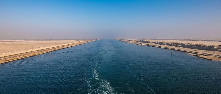 Suez Canal cruise destination 2019