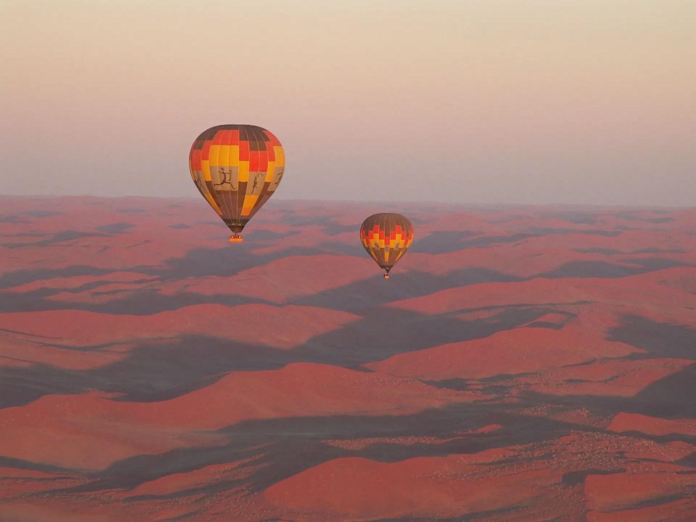 hot air balloon cruise destination 2019
