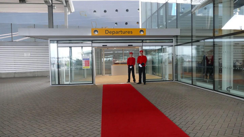 Queen Mary 2 Ocean Terminal CLIA #NextGeneration Conference