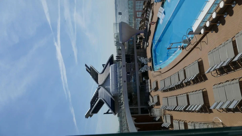 my perfect sea day pool celebrity edge