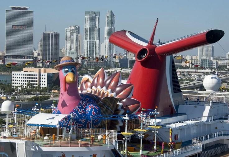 Carnival Cruises Thanksgiving