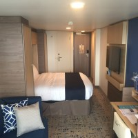 Spectrum of the Seas: Balcony Cabin Tour and Review