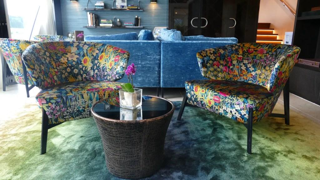 Lower lounge AmaMagna