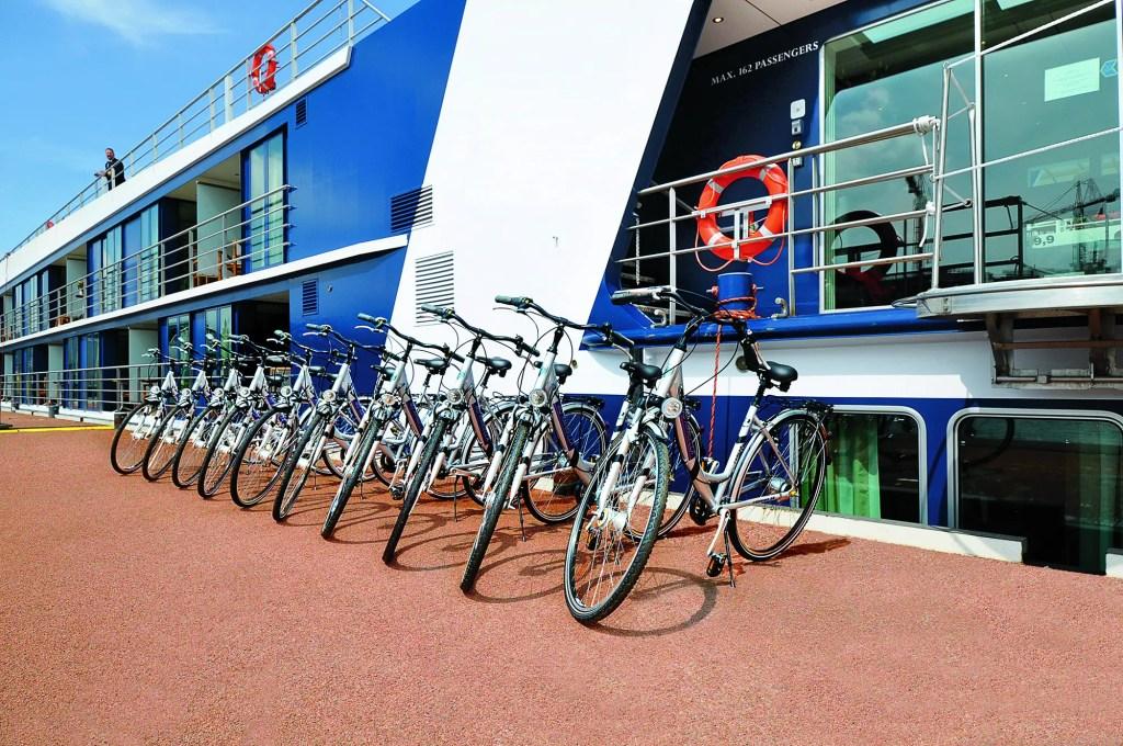 bikes active river cruises