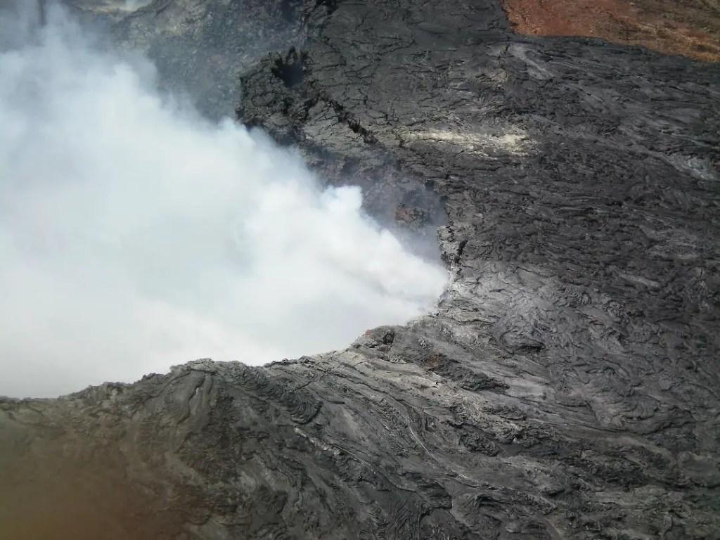smoke volcano Hawaii