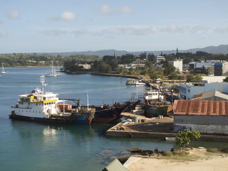 perfect day at lelepa vanuatu royal caribbean