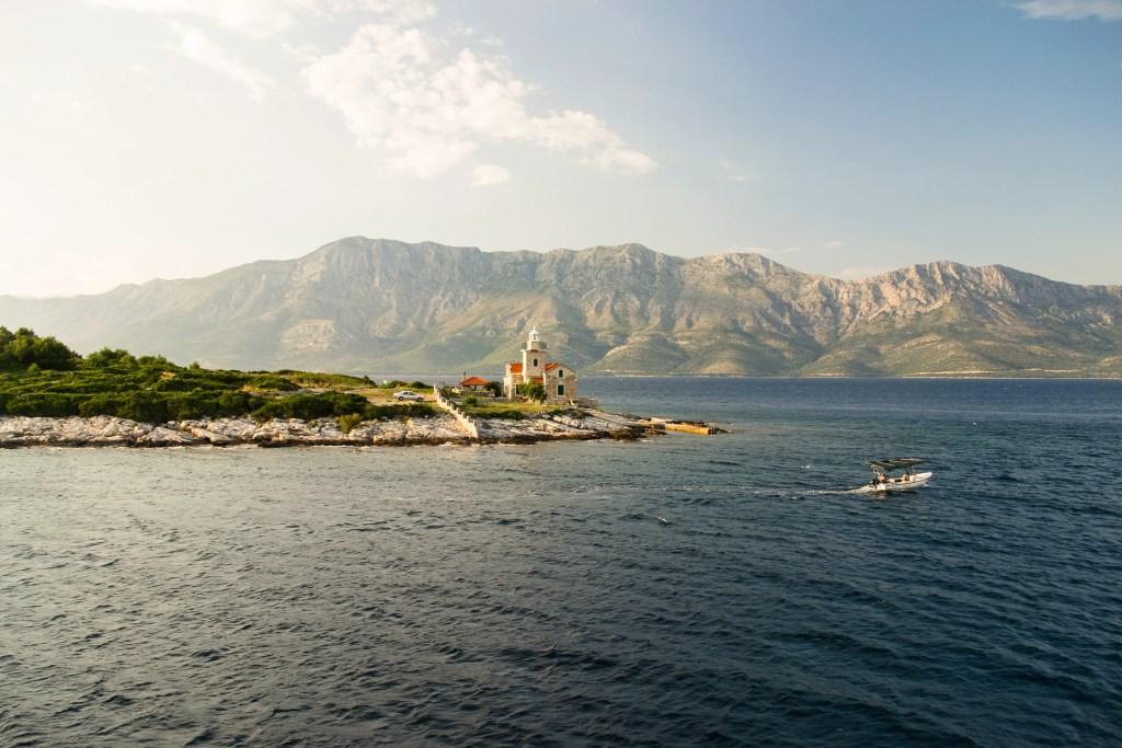 hvar croatia cruise