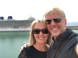 Visit with us cruise vloggers