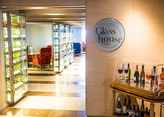 Glasshouse p&o
