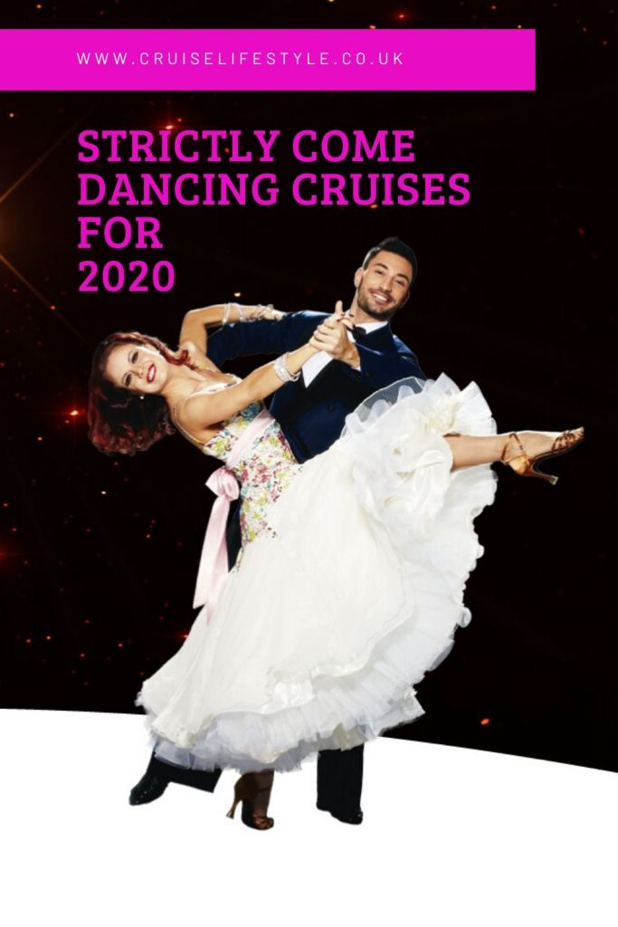 strictly come dancing cruises