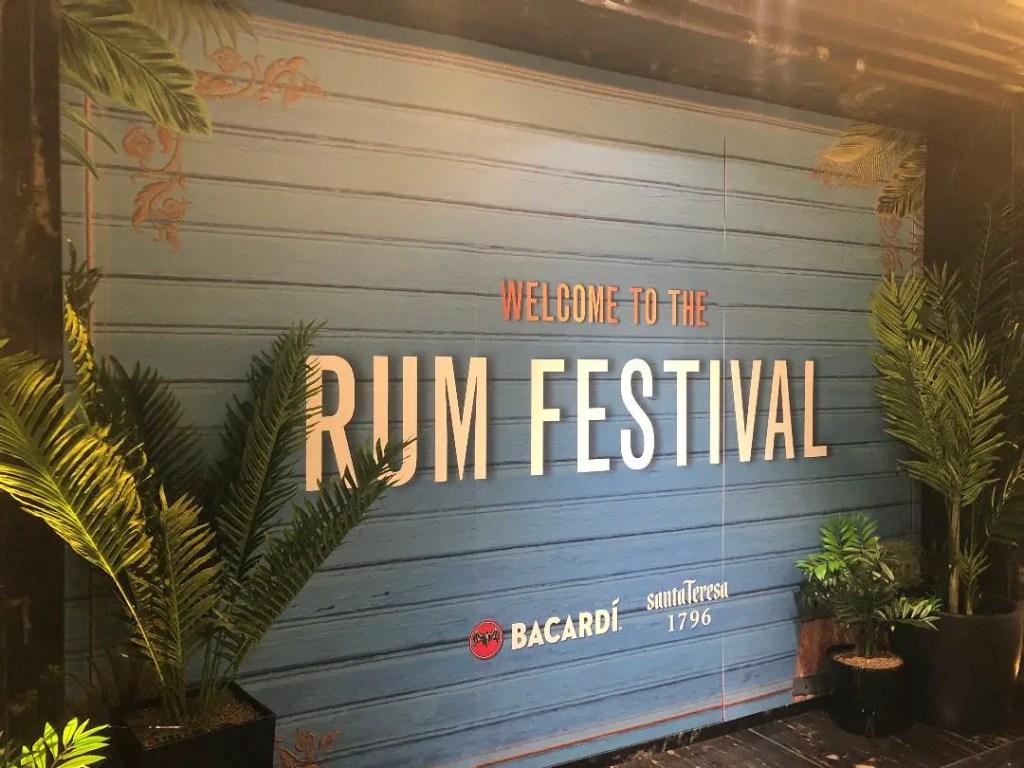 rum tasting britannia