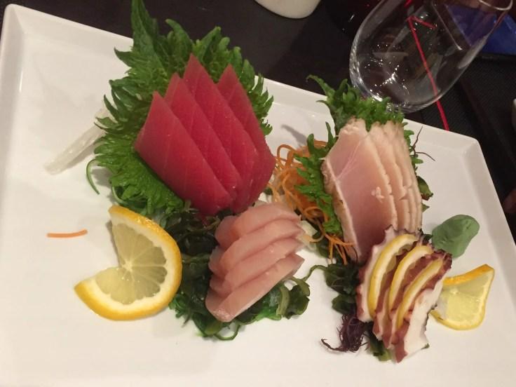 Izumi sushi sashimi