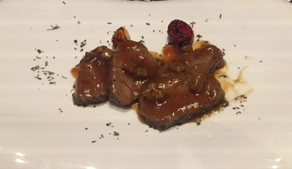 grilled beef filet Wonderland DaDong