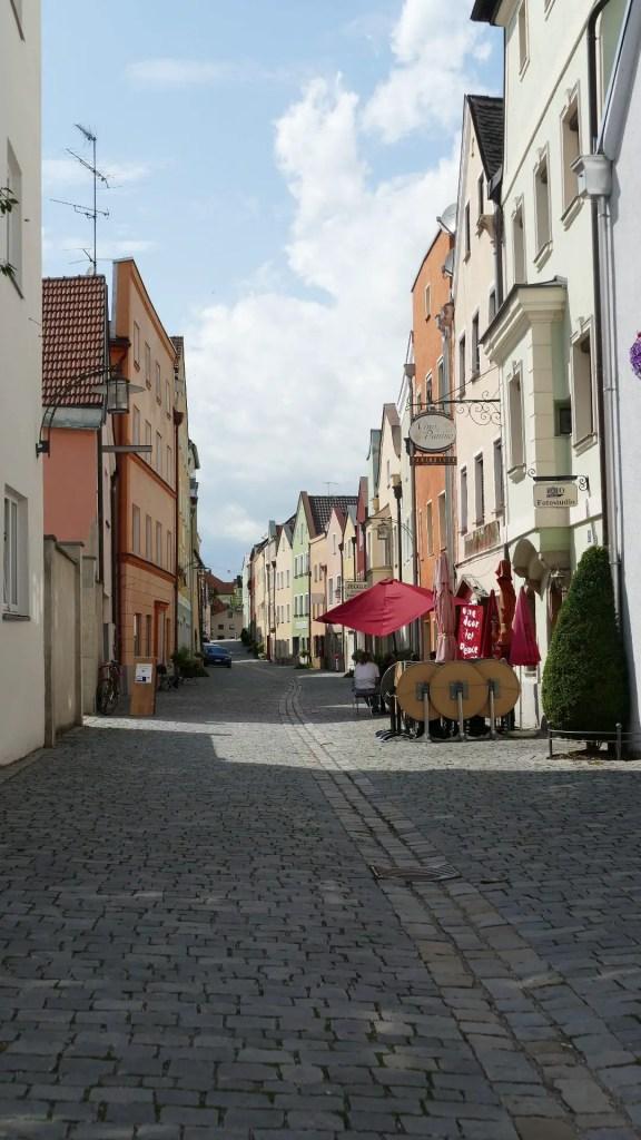 vilshofen street