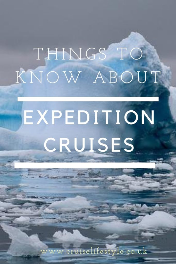 Information and answers to common questions about expedition cruises.  Expedition cruising is a growing in popularity, find out more.