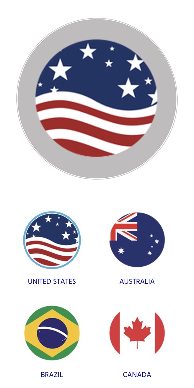 Flags OceanMedallion