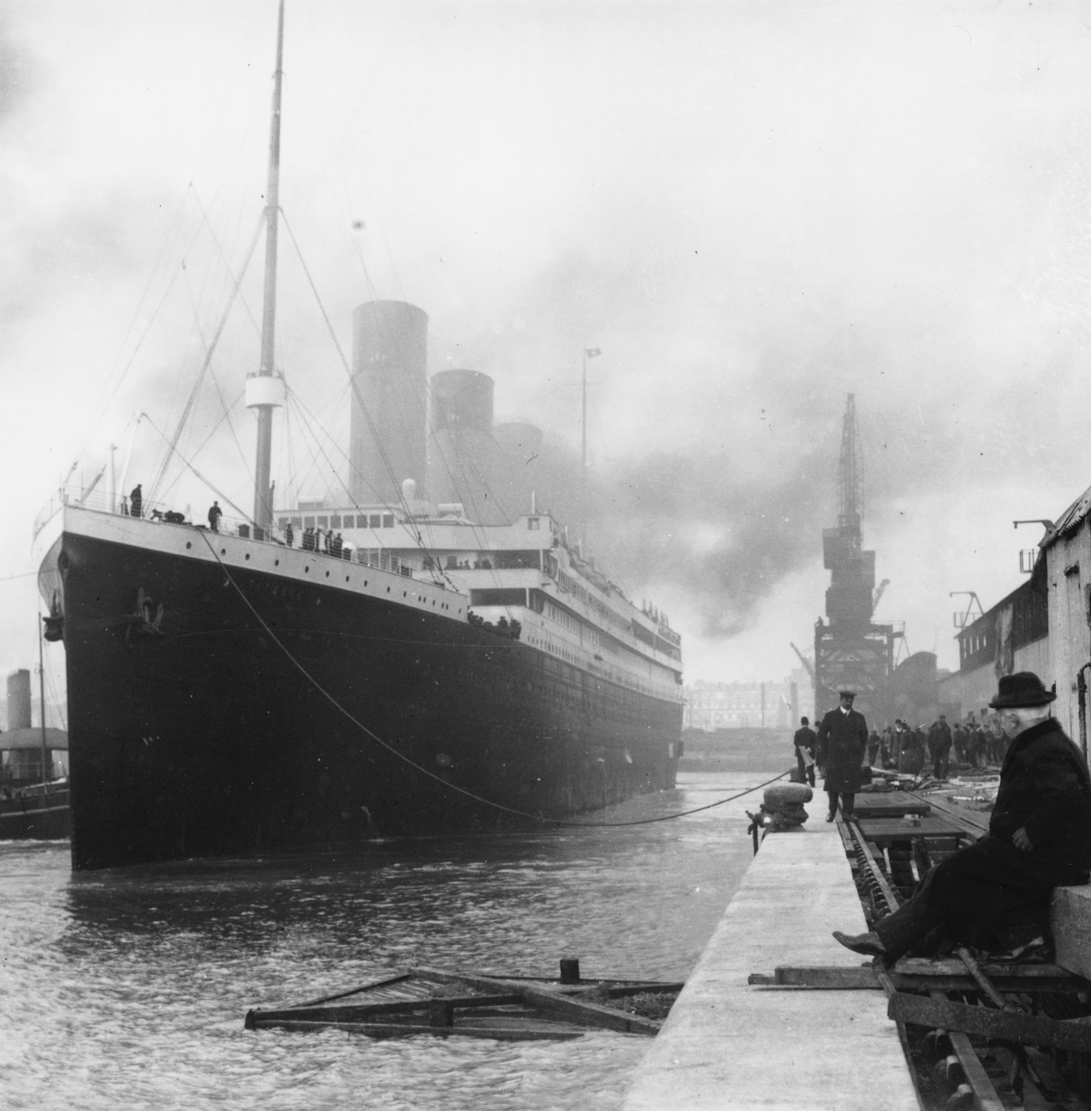 Cruise History The Last Survivor Of Unsinkable Titanic