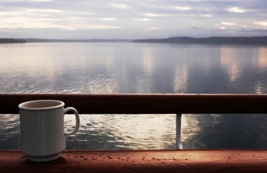 Coffee At Dawn - cruisemood