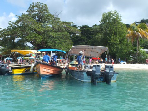 Great Anse Beach Grenada
