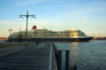 Queen Victoria. Foto: Cunard