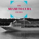 Carnival Cruises Miami to Cuba Starting May 2016
