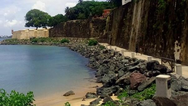 Paseo de Morro San Juan