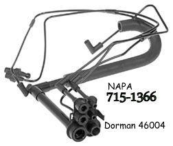 Vac harness 7151366