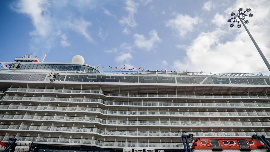 Four positive corona cases after departure tests onboard Mein Schiff 2
