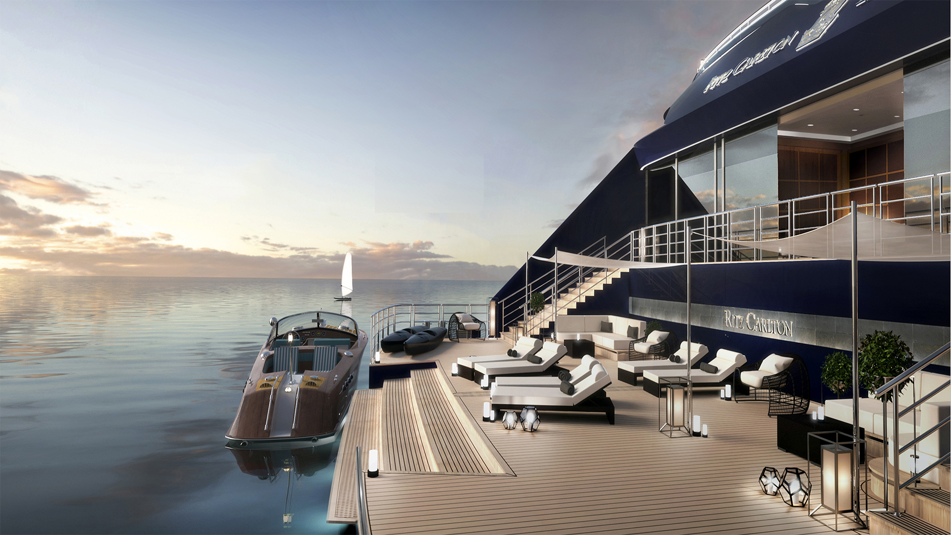 The Ritz-Carlton Yacht Collection opens dates for reservations on its super-luxury yacht