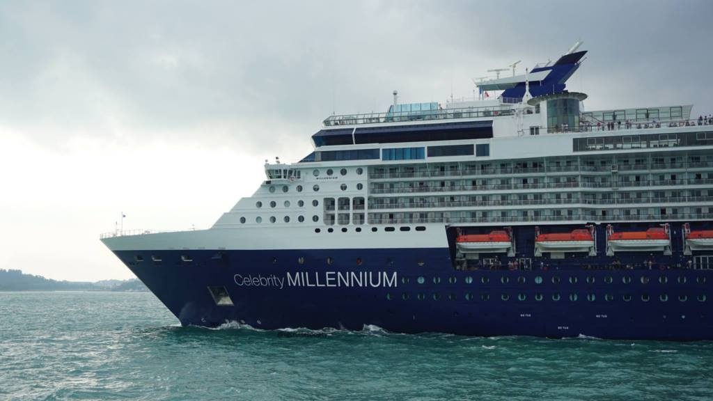 Celebrity Millennium will once again sail the Caribbean from St. Maarten