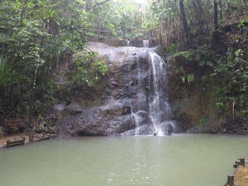 Top Waterfall in Colo I Suva