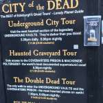 Ghost Tours info