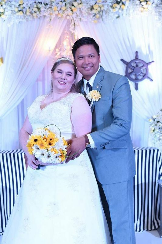 Stephanie & Christian's wedding