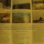 Acadia National Park sights info