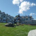 Bar Harbor water front hotel